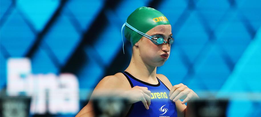 World Juniors Website Header - Australian Swimming