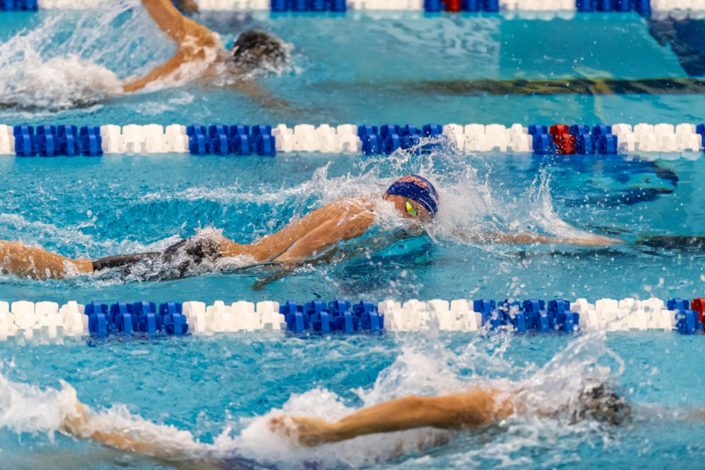 US Olympic Trials: Kieran Smith Controls 400 Free Pace, Leads Top Eight Field of Potential First-Time US Olympians - Swimming World News