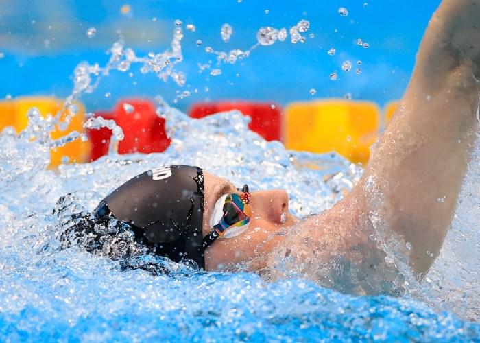 Kathleen Dawson 100m Back heats