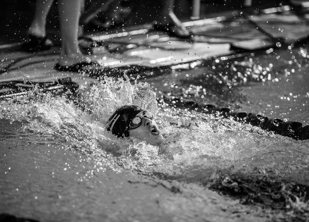 Swimming World April 2021 - GoldMinds - How To Become A Racer - Wayne Goldsmith
