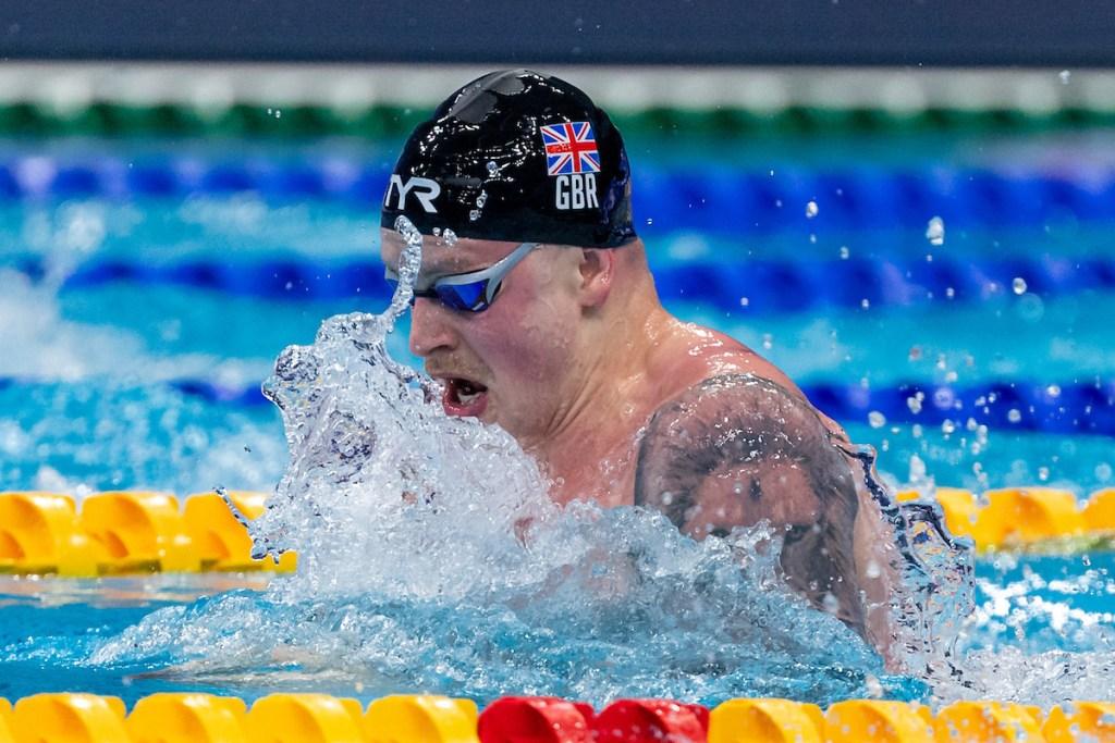 adam peaty, 2021 european championships, tokyo olympics