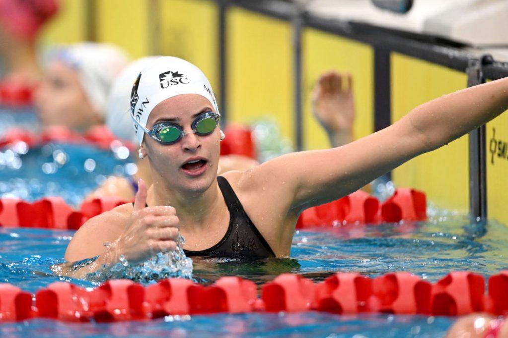 kaylee mckeown, world record