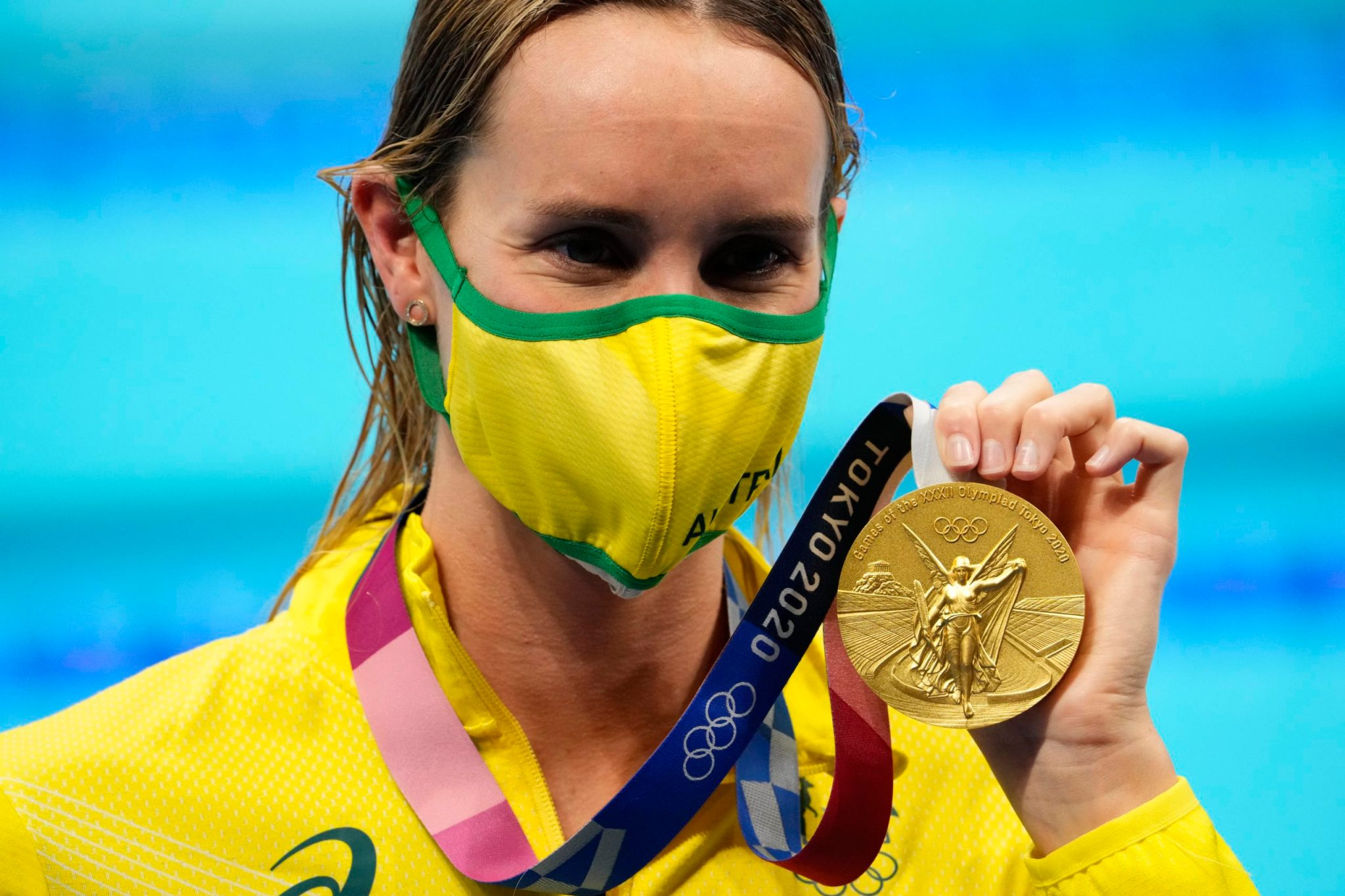 Emma McKeon Ties Female Olympic Record With Seven Medals ...