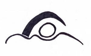 Buggers første logo-udkast