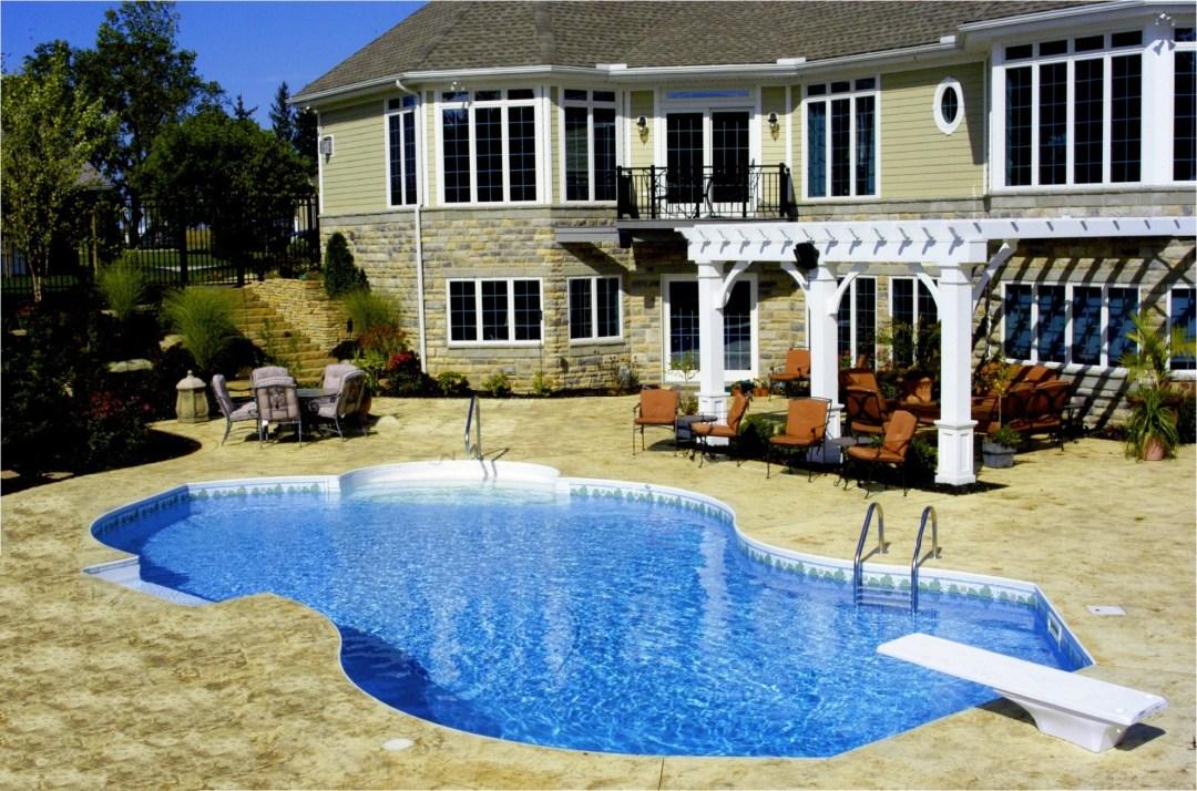 Inground Pool done by Swim Rite Pools