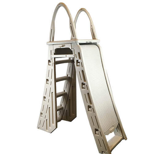 RollGuard A-Frame Safety aboveground pool ladder