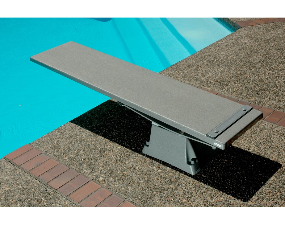 Image of a diving board