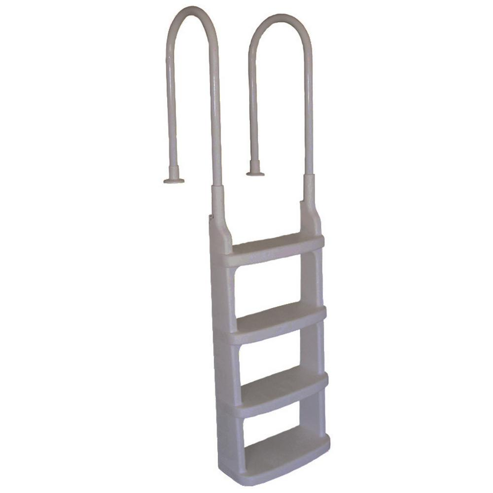 Easy Incline In-pool resin ladder