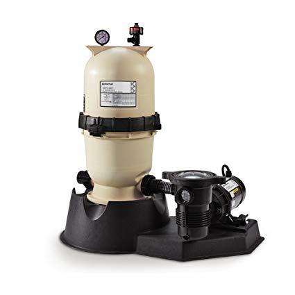 Pentair DE Easy Clean Filter System