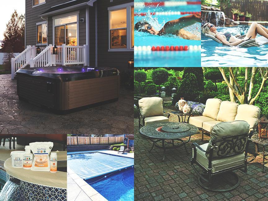 inground swimming pool builder retail