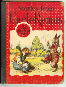 Book of stories from Uncle Remus