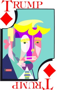 Play your Trump card of Diamonds