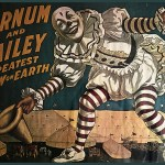 Circus Clown welcomes you to the Greatest Show on Earth