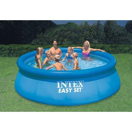 12ft x 36in Easy Set Pool Package - Swindon Pool Hot Tub & Spa Chemicals And Accessories