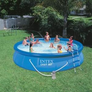15ft x 48in Easy Set Pool Package - Swindon Pool Hot Tub & Spa Chemicals And Accessories