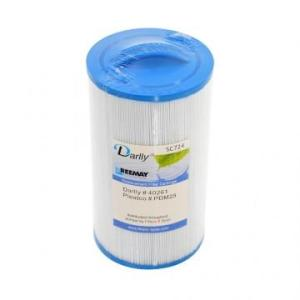 Darlly SC724 - 21cm Hot Tub Filter Cartridge for Dream Maker Spas - Swindon Pool Hot Tub & Spa Chemicals And Accessories