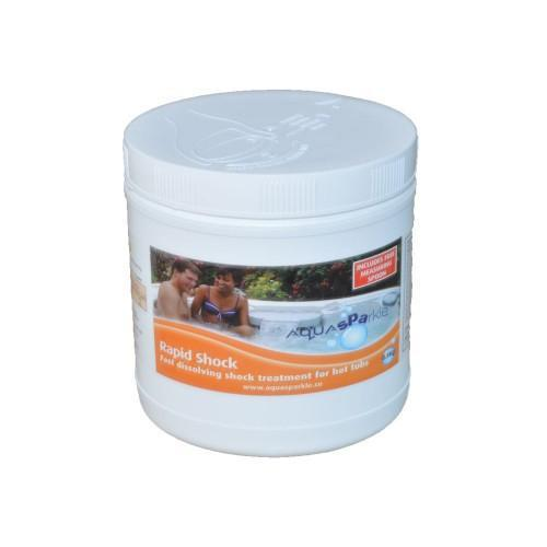 Spa Rapid Shock - 500g - Swindon Pool Hot Tub & Spa Chemicals And Accessories