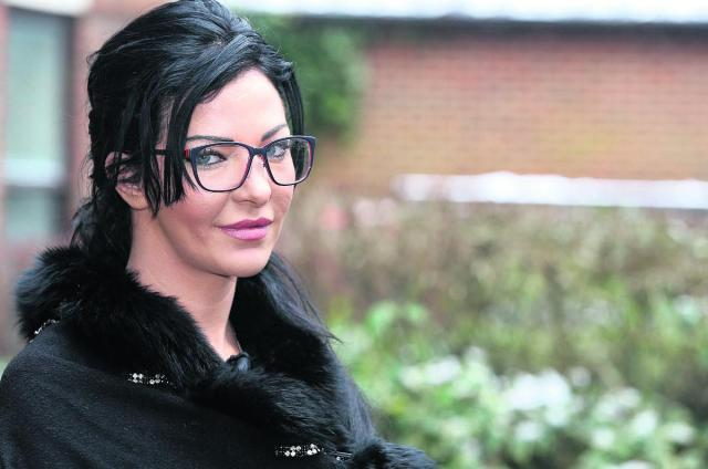 Our Picture Shows Natalie Donagh Who Is Setting Up A Branch Of The Fantasy Girls