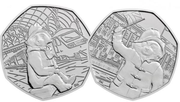 paddington bear 50p coins # 9