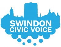 swindon civic voice logo