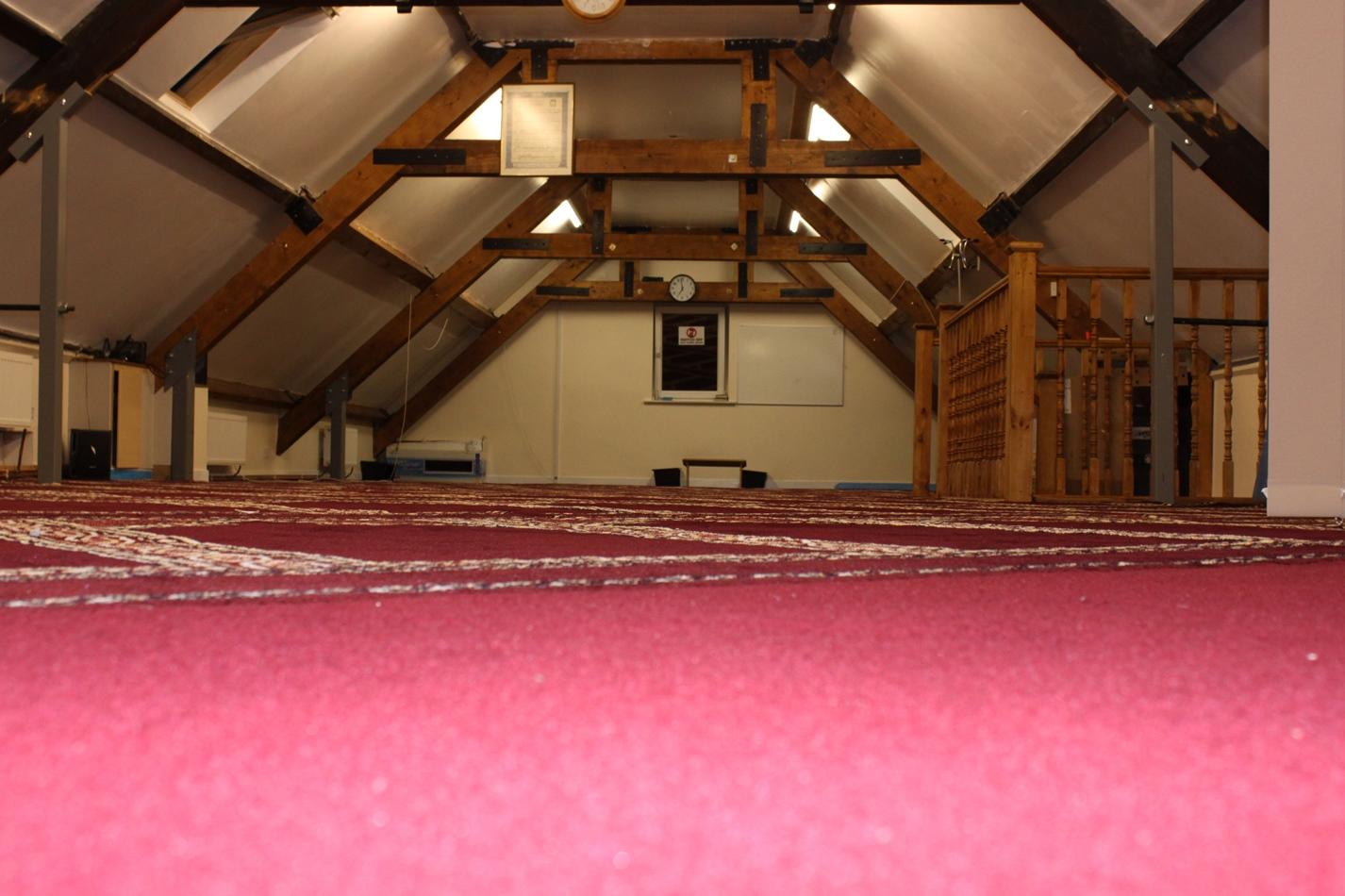 Pictures Swindon Masjid