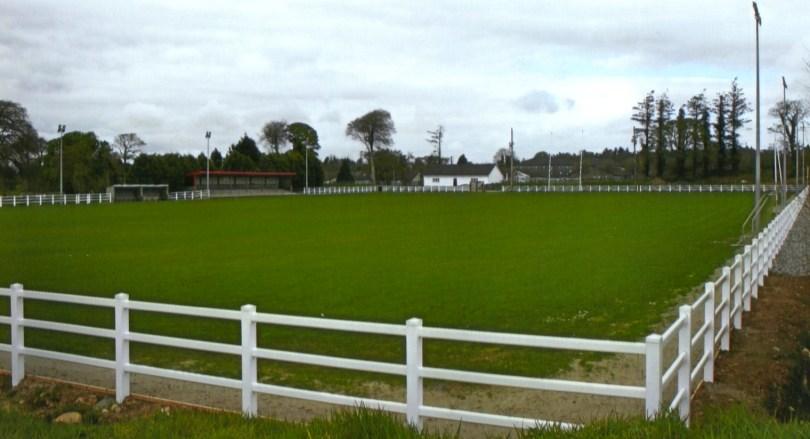 Swinford GAA Pitch