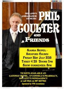 Phil Coulter plays Siamsa Seipeil