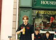 Shane Gallagher, Ray Rooney & Seamus Fogarty