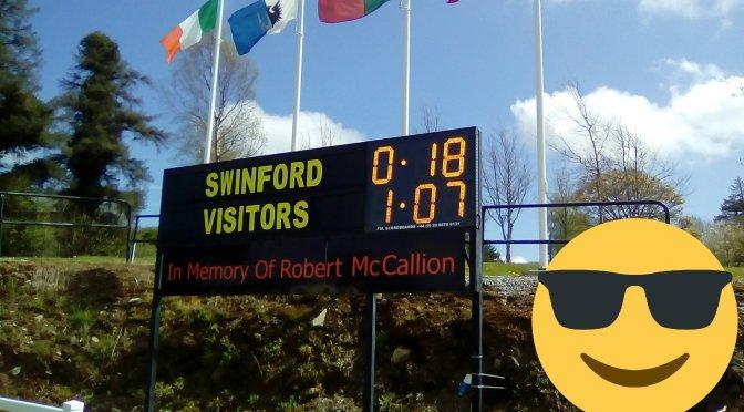 Swinford v Ballina