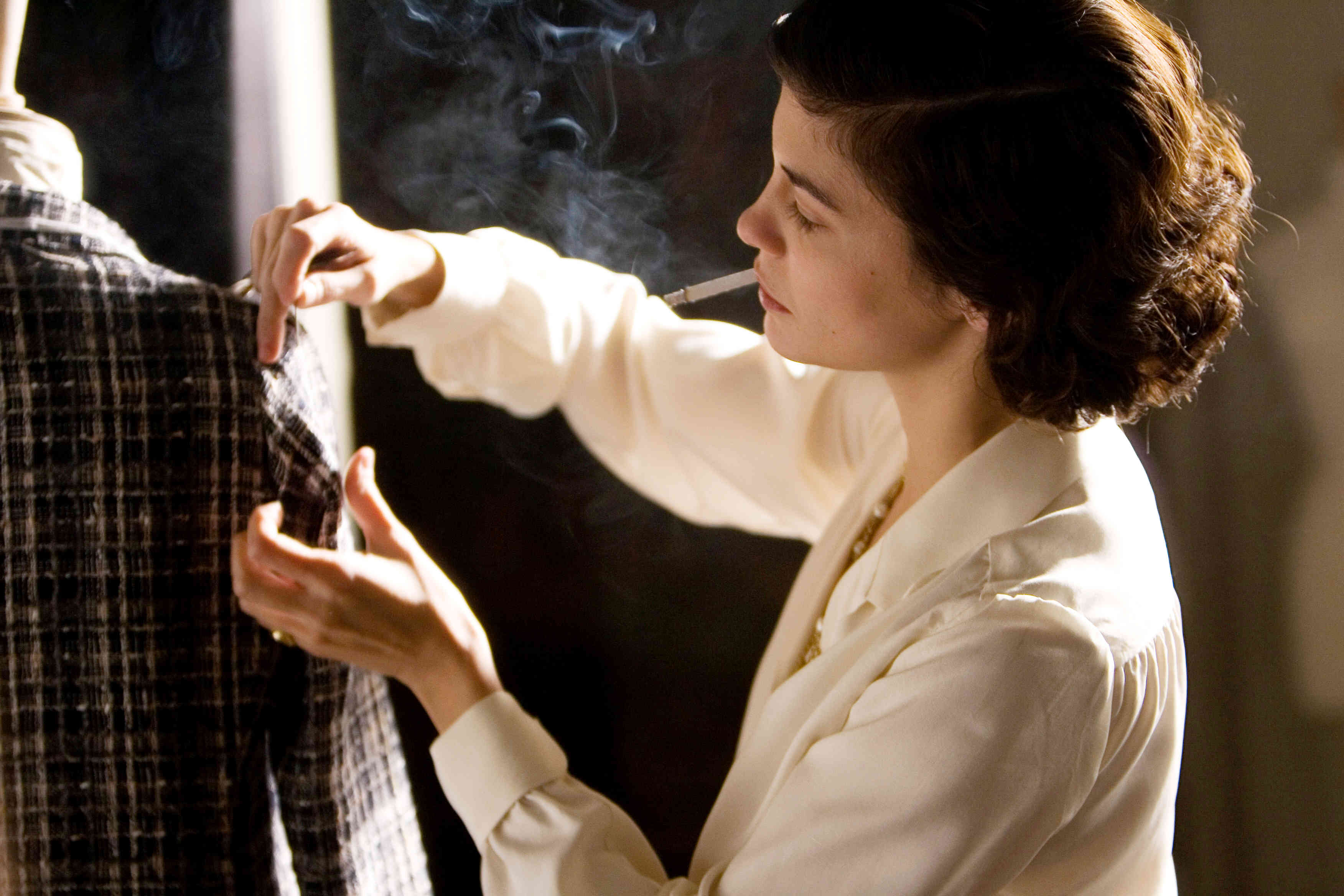 Audrey Tautou as Coco Chanel – Swing Fashionista