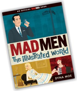 Mad Men The Illustrated World Cover