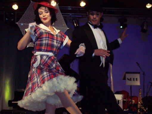 Sharon Davis & Juan Villafane