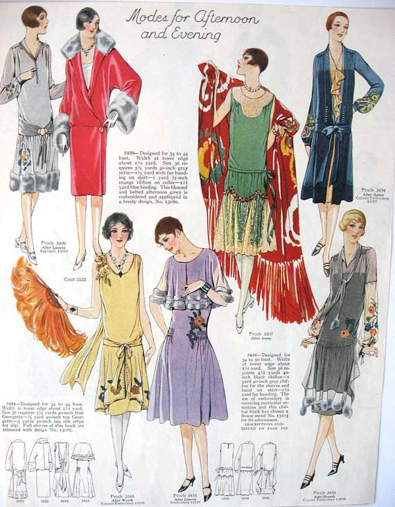 1920s ads – Swing Fashionista