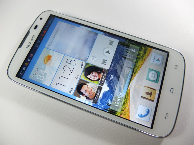 Huawei Ascend G610 Review - Main Image