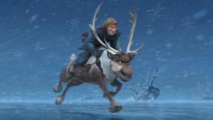 Frozen Copyright 2013 Walt Disney