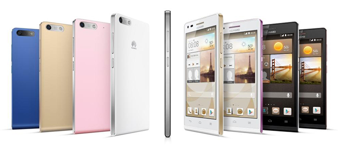 HUAWEI Ascend G6 4G_LTE_Group1_Product photo_EN_JPG_20140211