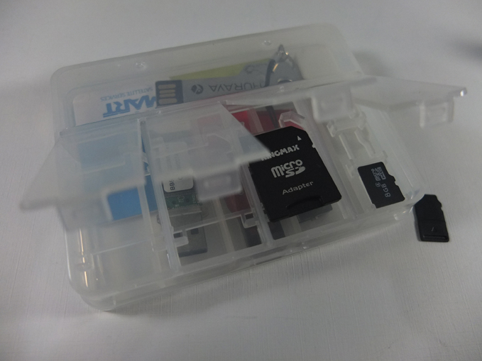 Japan Home USB and SD Card Case Review 04