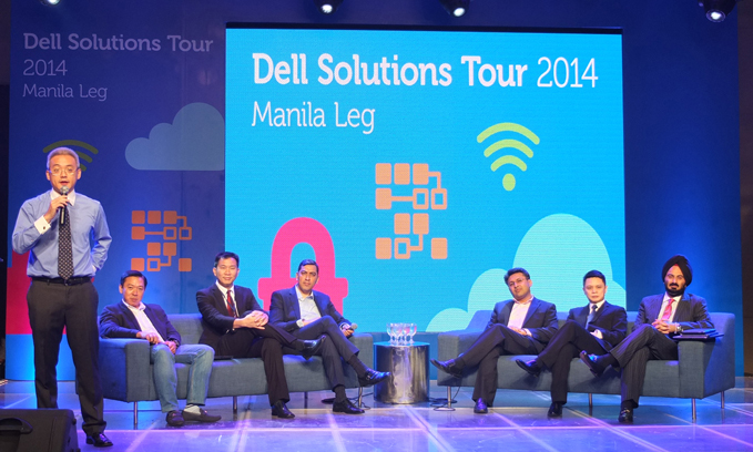 Dell Solutions Tour 2014 10