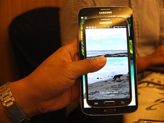Samsung Galaxy Bongga