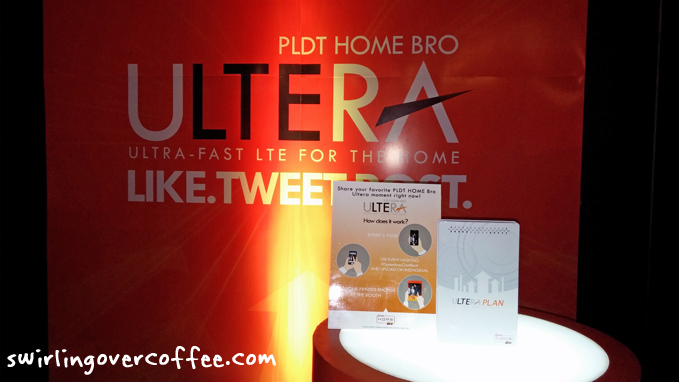 PLDT HOME Bro Ultera Is High Speed Internet Connection The Whole (digitally  Active) Family Can Enjoy.
