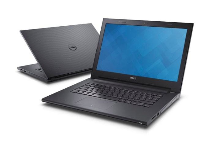 Inspiron 14 3000 Series Non-Touch Notebooks