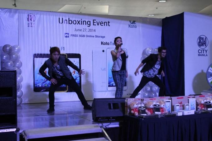 Kata F1 and T Mini Unboxing