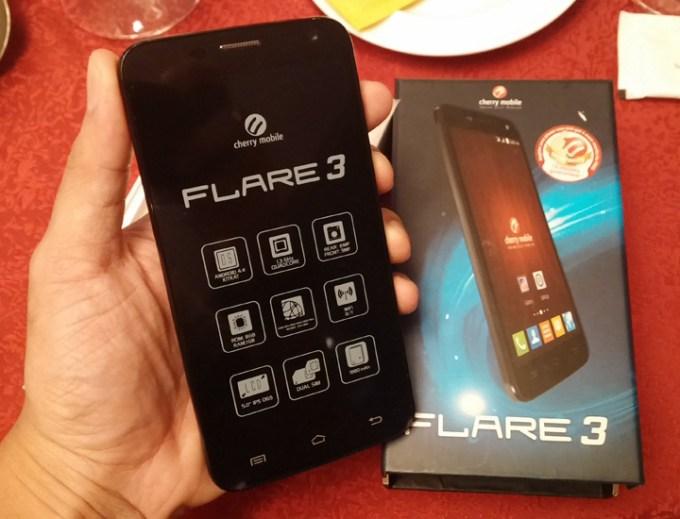 Cherry Mobile Flare 3.0