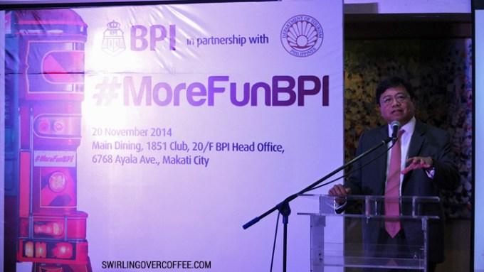 Cezar P. Consing, BPI President and CEO