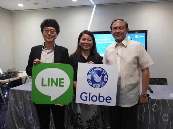 Globe LINE Partnership