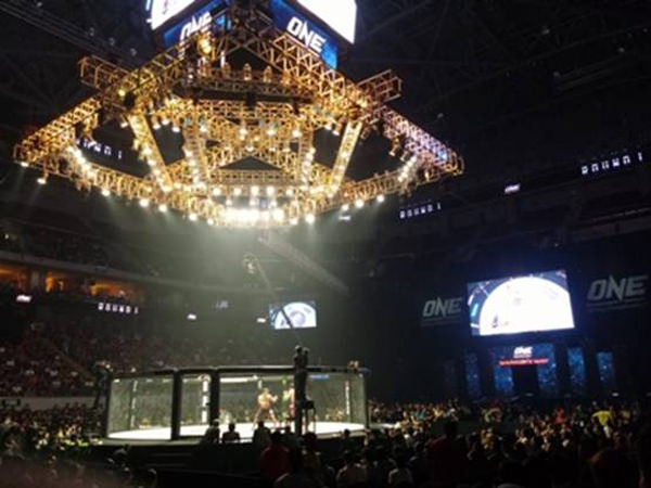 epic ONE Fighting Championship