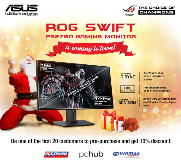 ASUS Rog Swift 2