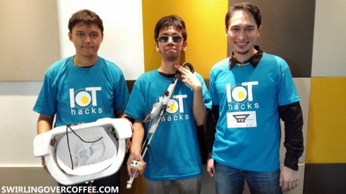Team Jericho, Internet of Things Hacks