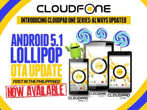 CloudPad One Series