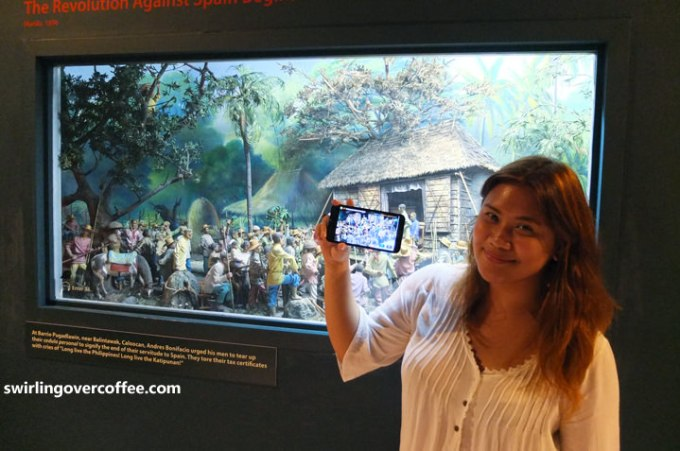 Ayala Museum, Augmented Reality